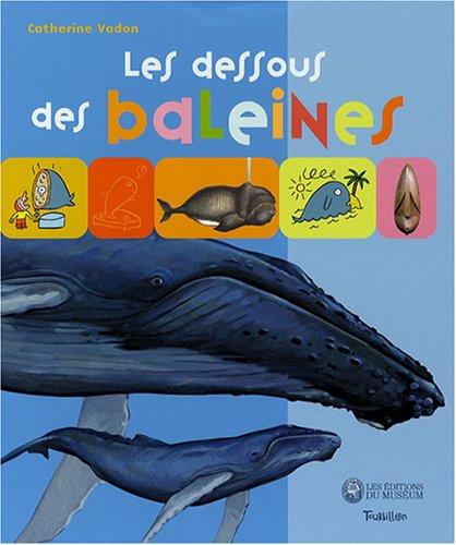 Les dessous des baleines (1CD audio)