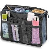 Reise-Organizer-Tasche, Kulturtasche multifunktional Handtasche, Organizer Kosmetiktasche,...