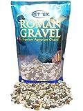 Pettex Roman Gravel Aquatic Roman Gravel, 2 Kg, Natural Mixed Gems