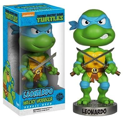 Funko - Wacky Wobbler - TMNT - Leonardo
