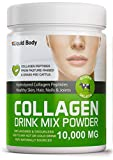 Liquid Body Drink Mix Collagen Powder | Peptide Hydrolysate | Pasture Raised & Grass Fed | Non-GMO, Gluten Free | Types 1,2 & 3 | 19 Amino Acids | Add to any drink | Tasteless and Odourless - 300g from Liquid Body