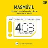 Spanische Prepaid Sim 5 GB Internet Zum Surfen Ohne Vertrag