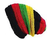 Guru-Shop Beanie, Dread Head Mütze, Nepalmütze, Herren/Damen, Rasta, Baumwolle, Size:One Size, Mützen Alternative Bekleidung