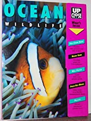 Ocean Wildlife/Book, Board Game, Poster, Press-Out Model and Picture Puzzles (Up Close) by Joshua Morris (1993-11-03)