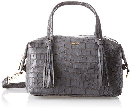 Gaudì Top Handle Bag-Linea Alicia-cm.28 x 18 x 18, Borsa a Mano Donna, 28 x 18 x 18 cm (W x H x L) Grigio (Grey)