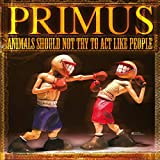 Animals Should Not Try to Act Like People (Vinyl) [Vinyl LP]