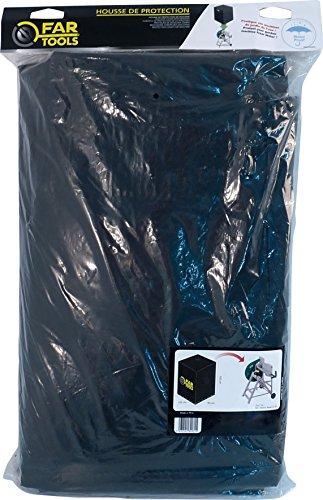 Fartools 182070Schutzhülle, schwarz, 182072