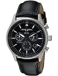Jorg Gray Herren Armbanduhren Chronograph Quarz Edelstahl JG6500-44NC