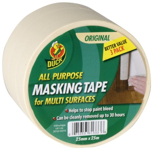 duck-all-purpose-masking-tape-25-mm-x-25-m-triple-pack