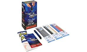 3Doodler 3dr2jet Banque d'3dood-cre E-us créer Star Trek Licence Lot de stylos, Star Trek Edition