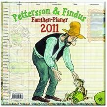 Pettersson und Findus Familienplaner 2011. Media Illustration