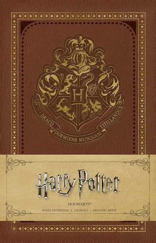 Harry Potter: Hogwarts Ruled Notebook por Insight Editions
