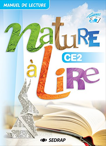 Manuel numérise nature à lire CE2