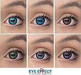 Eye Effect farbige Kontaktlinsen in vielen Farben für schöne natürlich