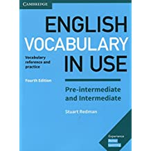 English Vocabulary in Use Pre-intermediate and Intermediate Book with Answers Fourth Edition