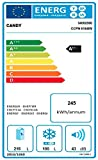 Candy CCPN 6184IW Autonome 316L A++ Blanc réfrigérateur-congélateur -...