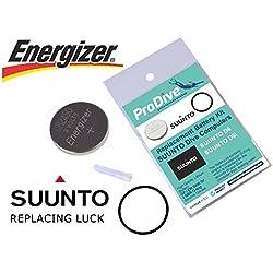 Kit batterie pour Suunto D6D6i ordinateur de plongée NEUF