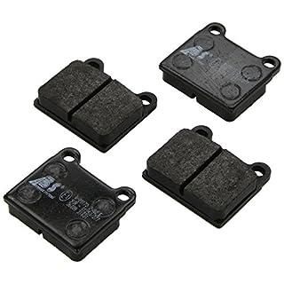ABS All Brake Systems bv 36009 Bremsbeläge - (4-teilig)