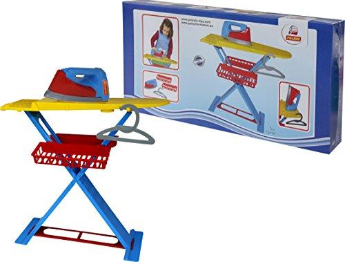 Palau Toys- Planchador Plancha 4 Accesorios Hermanos