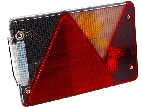 The Drive – FKAnhängerteile Multipoint 4 IV Éclairage arrière droite