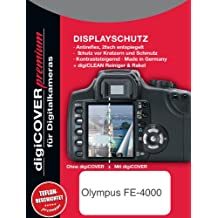 DigiCover - Pellicola protettiva per display per Olympus FE-4000