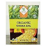 #9: Real Life ORGANIC Chana Dal, 500 grams