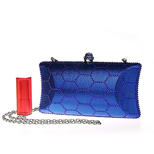 YYW Evening Bag, Poschette giorno donna champagne pink