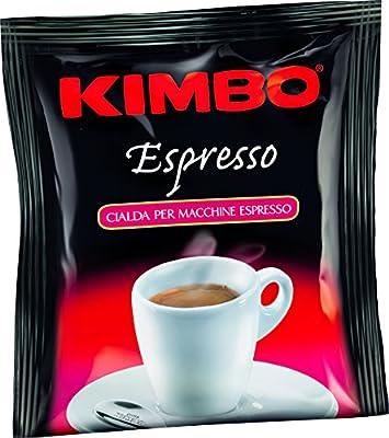 100 Pods Coffee 44mm - Miscela Espresso - Kimbo