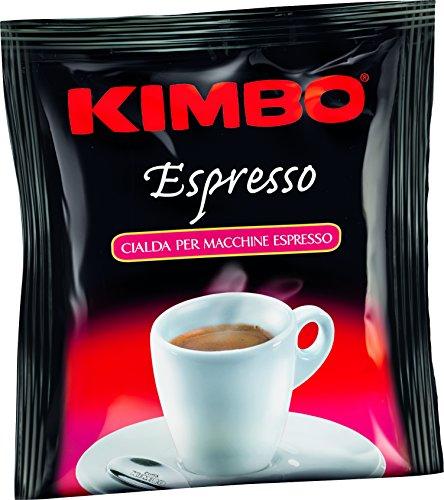 100 Kaffeepads 44mm - Miscela Espresso - Kimbo