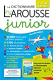 Le dictionnaire Larousse junior : Avec carte d'activation du Dictionnaire Internet Larousse Junior
