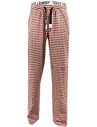 Tokyo Laundry - Bas de pyjama - À Carreaux - Homme