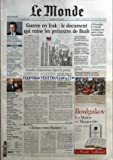 Telecharger Livres MONDE LE No 18474 du 18 06 2004 EXECUTIVE LIFE FRANCOIS MARLAND L HOMME QUI A INFORME LES AMERICAINS SORT DE L OMBRE ASSURANCE MALADIE LES COULISSES DE LA REFORME SCIENCES HUMAINES MENACES SUR LES UNITES DE RECHERCHE PRISONS LES ELUS VISITENT LES ETABLISSEMENTS PENITENTIAIRES DISPARITION JACEK KURON FIGURE DE LA DISSIDENCE EN POLOGNE RELIGION LES MAIRES ET LES MOSQUEES ENQUETE VAINCRE L ALCOOL REPORTAGE A L HOPITAL DE SAINT CLOUD DROIT A L IMA (PDF,EPUB,MOBI) gratuits en Francaise