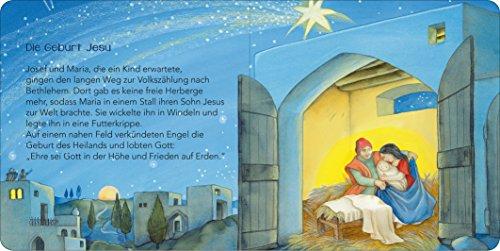 Gott ist immer für mich da: Erste Bibelgeschichten fürs Taufkind -