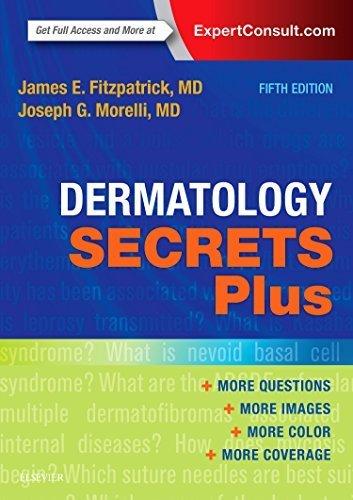 Dermatology Secrets Plus, 5e by James E. Fitzpatrick MD (2015-10-09)