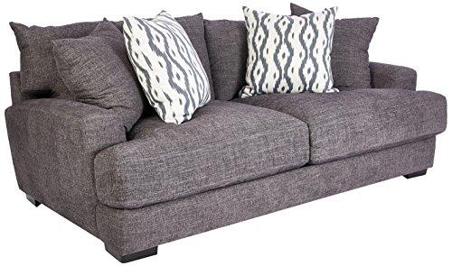Franklin Furniture Journey Sofa, groß, Graphit - Sofa Franklin Möbel
