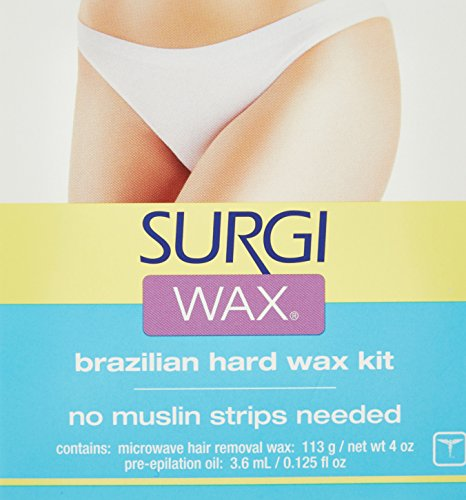 surgi-wax-brazilian-waxing-kit-microwave-hair-removal-kit-for-intimate-areas