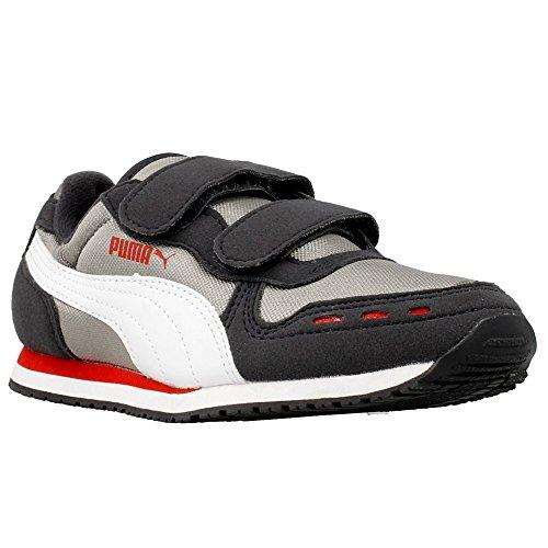 Puma - Cabana Racer - 35637311 - Couleur: Gris-Noir - Pointure: 25.0