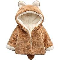 Hleigen Baby Jungen Mädchen Lange Ärmel Behalten Warm Mit Kapuze Mantel Kleider Schneeanzug Säugling Winter Oberbekleidung... preisvergleich bei billige-tabletten.eu