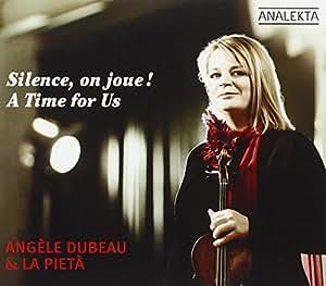 Silence, on joue : Thèmes de musiques de films arrangés pour violon et orchestre