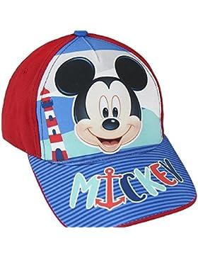 Base Cap Disney Mickey Mouse Gr. 51 rot