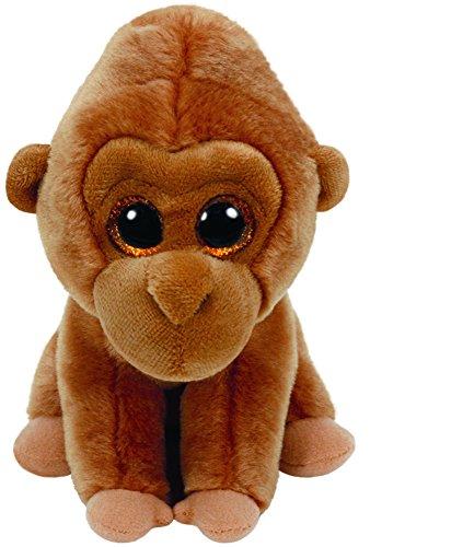 ty-beanie-babies-monroe-gorila-15-cm-color-marron-united-labels-iberica-42123ty