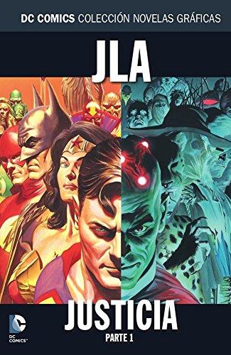 Colección Novelas Gráficas núm. 48: Justicia Parte 1 por Alex Ross