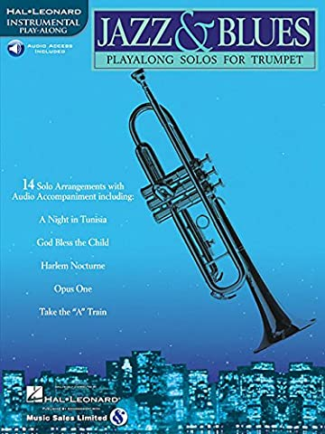 Jazz and Blues: Play-Along Solos