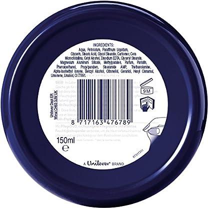 51DkwL9ML7L. SS416  - Dove -, crema hidratante, cuidado intenso, paquete de 3 (3 x 150 ml)