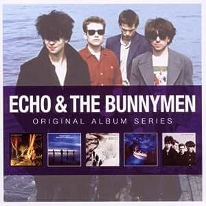 Original Album Series : Crocodiles / Echo and the Bunnymen / Heaven Up Here / Ocean Rain / Porcupine (Coffret 5 CD)