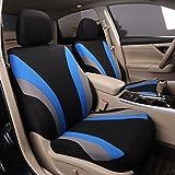 Auto Sitzbezug Set Zubehör, Abdeckungen Sitze einschließlich Vordersitz und Rücksitz Protector
