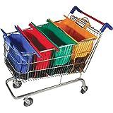 sac pour chariot de course cabas shopping. Black Bedroom Furniture Sets. Home Design Ideas