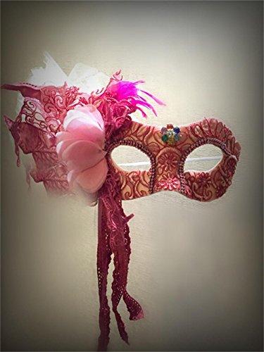 Jack Mall- actuaciones discoteca reina magníficas del vintage enmascaran las máscaras de disfraces máscara de Halloween