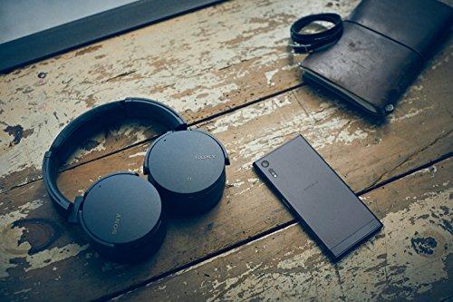 Sony MDR-XB950N1 kabelloser Kopfhörer mit Geräuschminimierung (Noise Cancelling, Extrabass, NFC, Bluetooth, faltbar) schwarz - 19