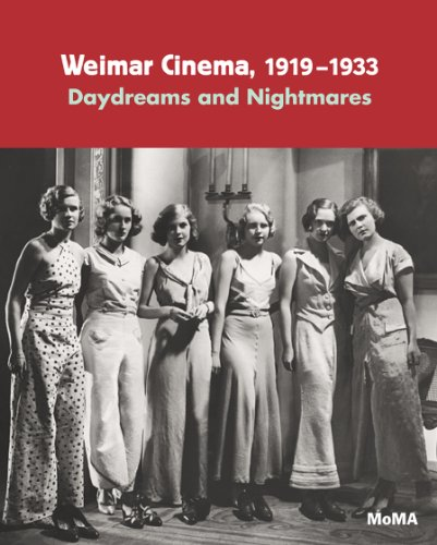 Weimar cinema 1919-1933 daydreams and nightmares /anglais